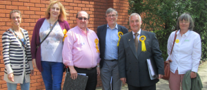 Libdem Team 6May2016 MyCouncillor